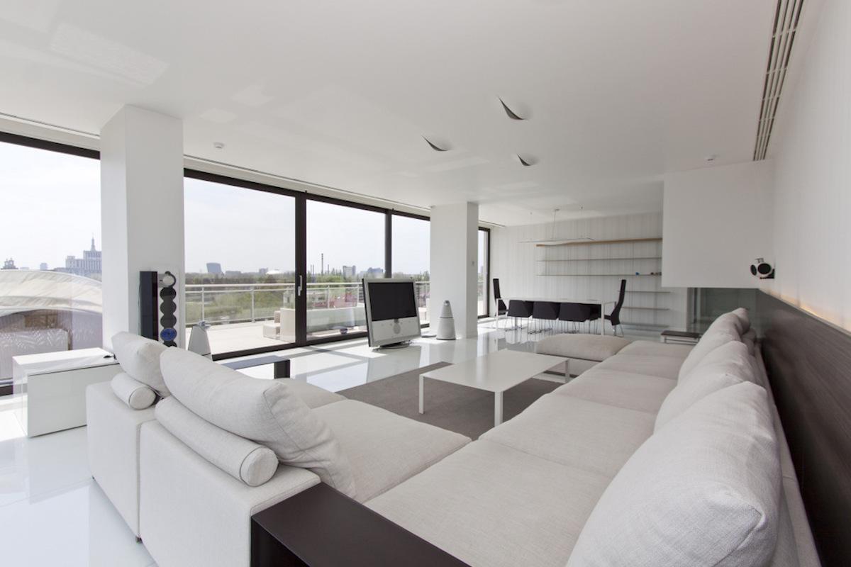 Penthouse in zona Baneasa
