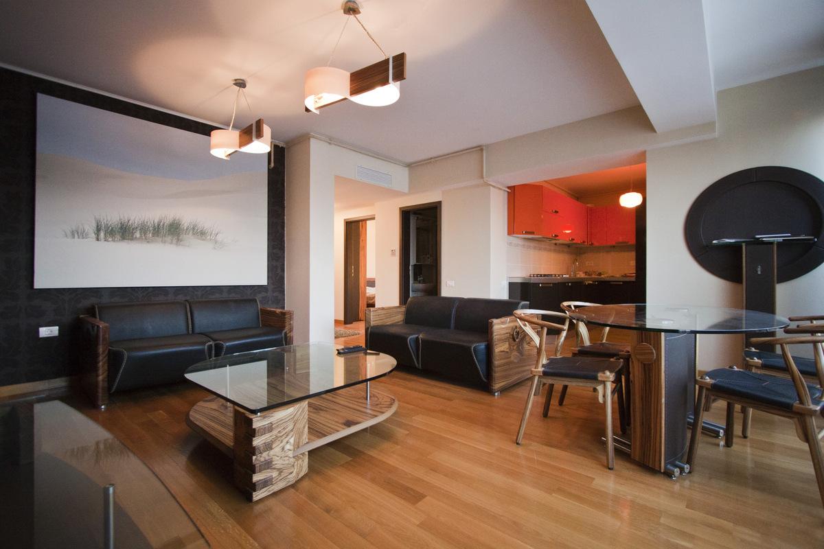 Apartament 3 camere Kiseleff